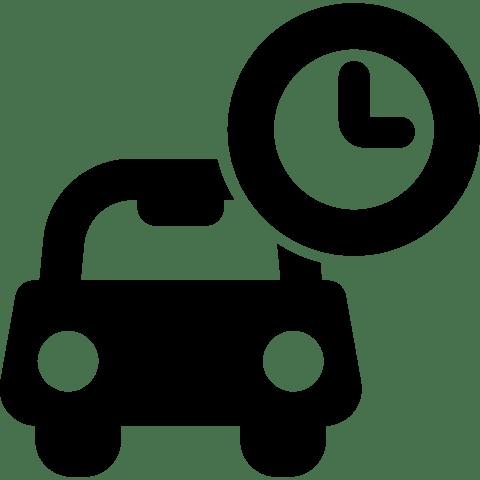 car-clock